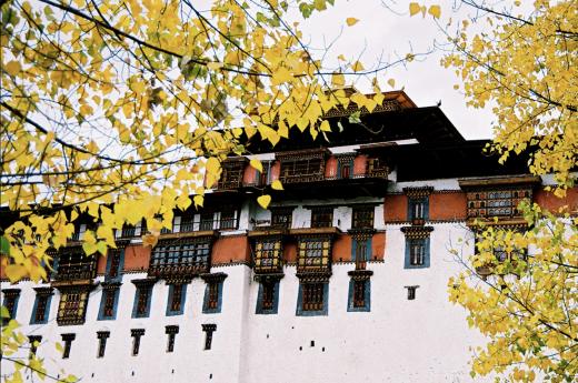 Poznáte Punakhu - místo zrodu nezávislého Bhútánu
