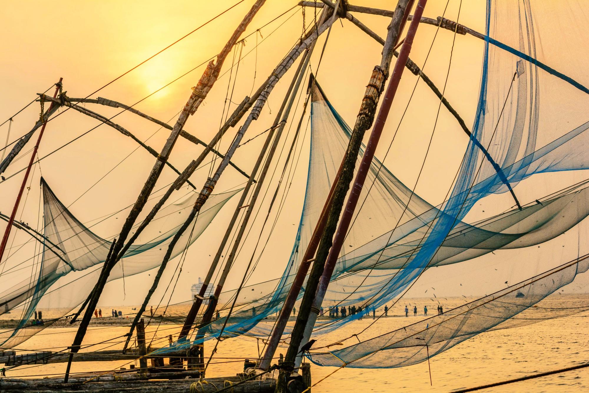 Srí Lanka je rájem rybářů