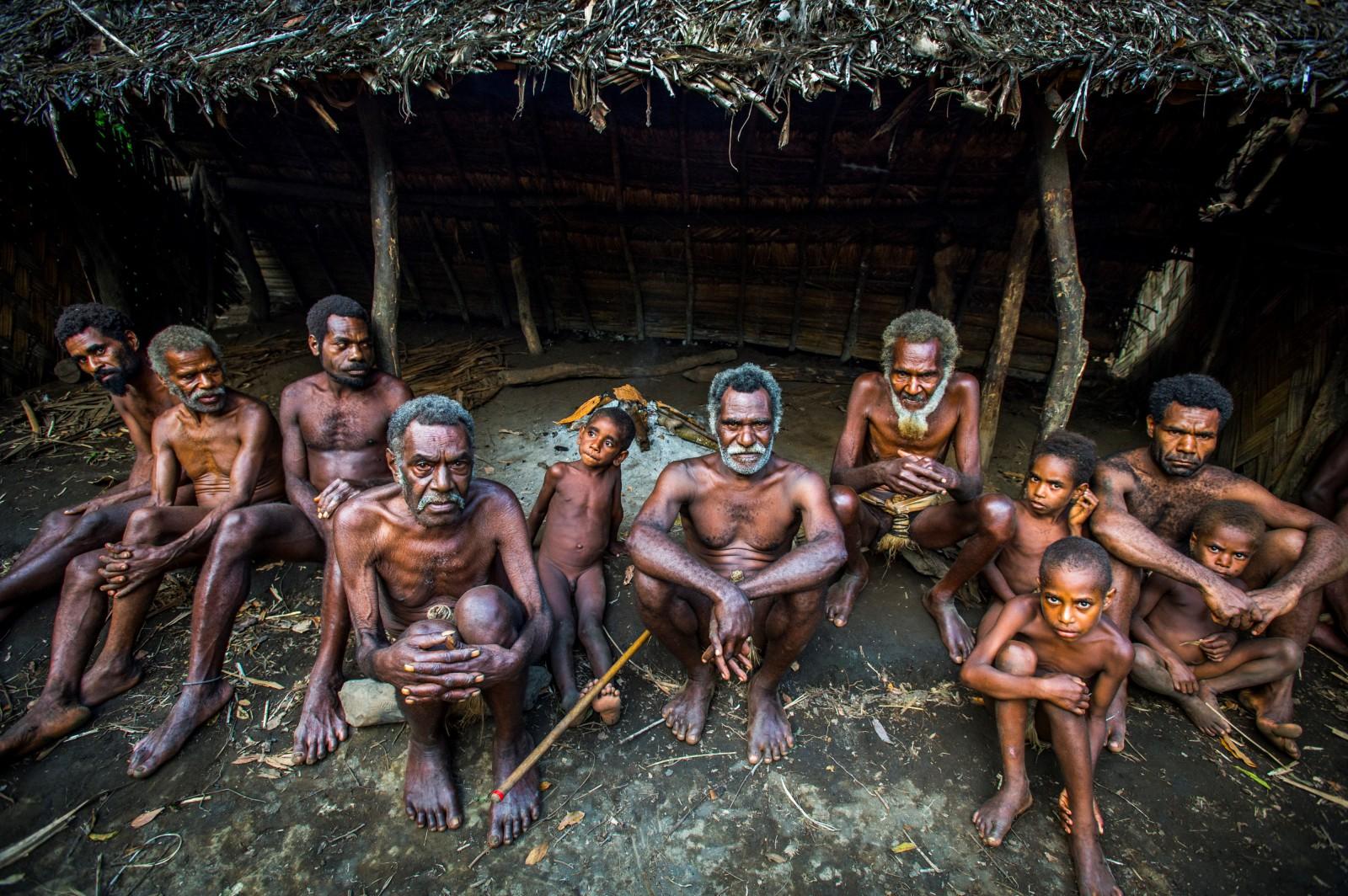 Naši průvodcipo cestě Novou Kaledonií