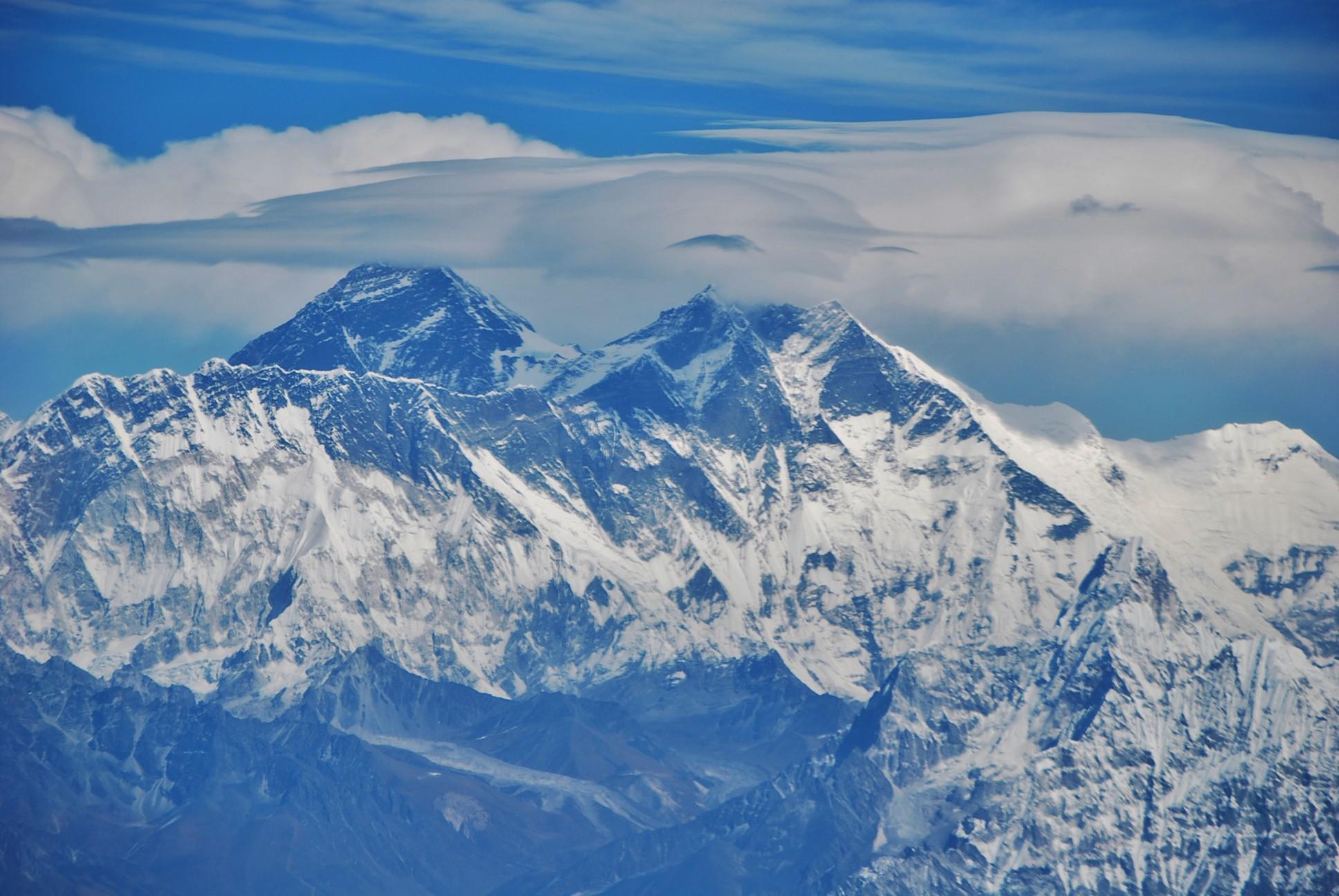 Nejvyšší hory světa na dotyk