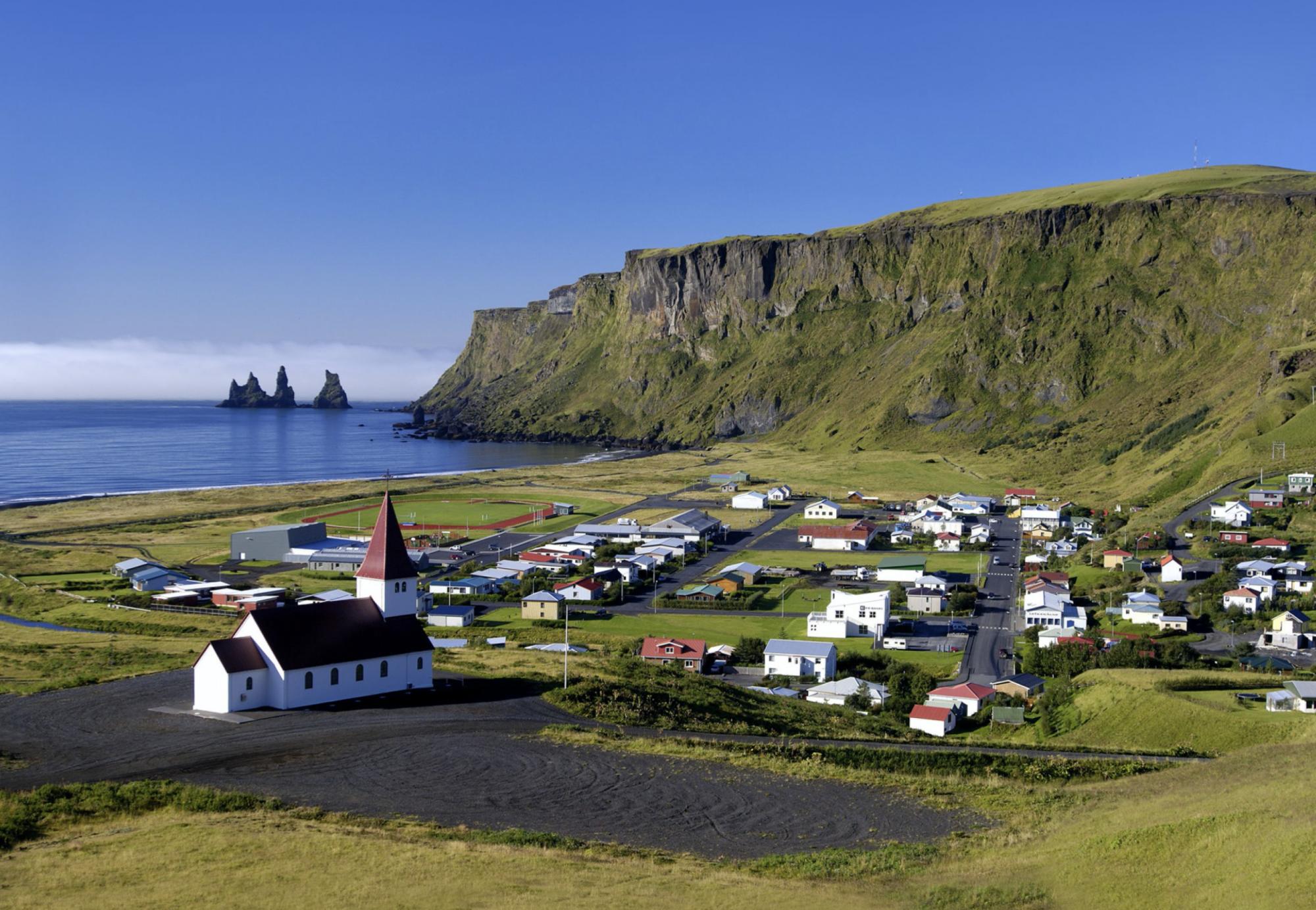 Projdeme se i po islandském pobřeží