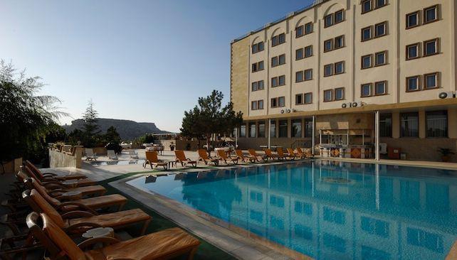 Dinler Hotel Ürgüp