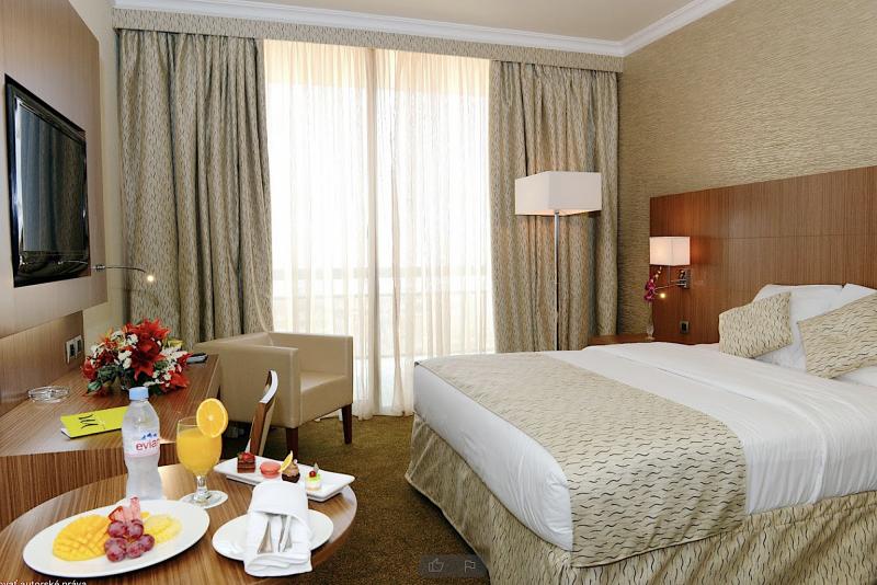 Doha – Mercure Grand Hotel