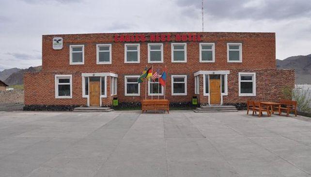 Hotel v Olgii