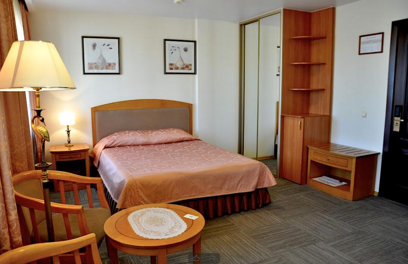 Primorye Hotel ***, 1 noc