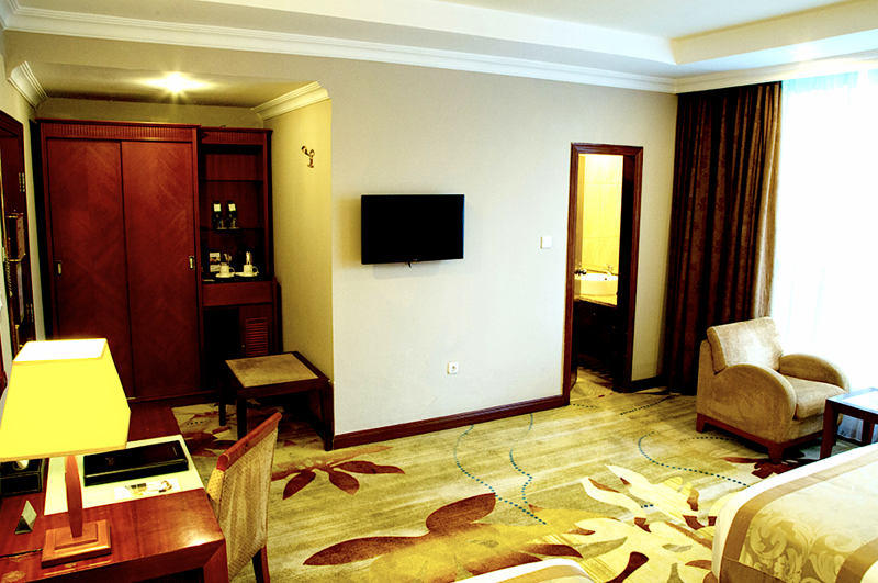 Jupiter International Hotel Cazanchise