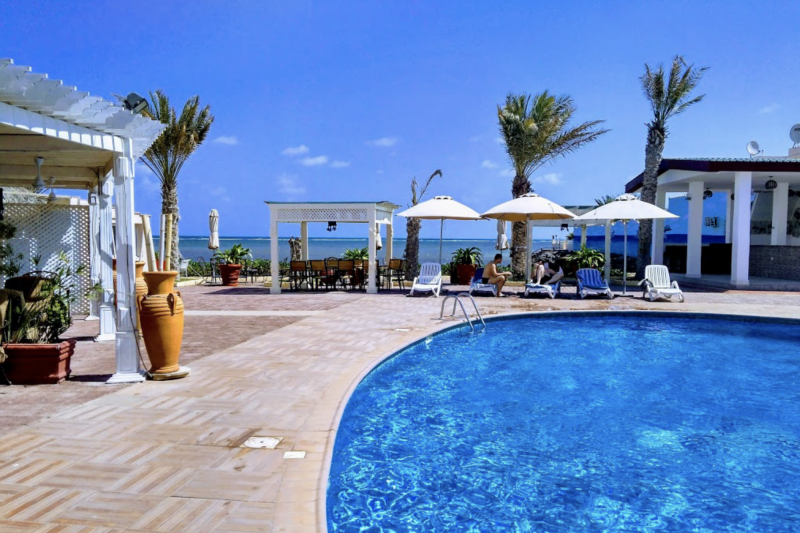Les Acacias Hotel
