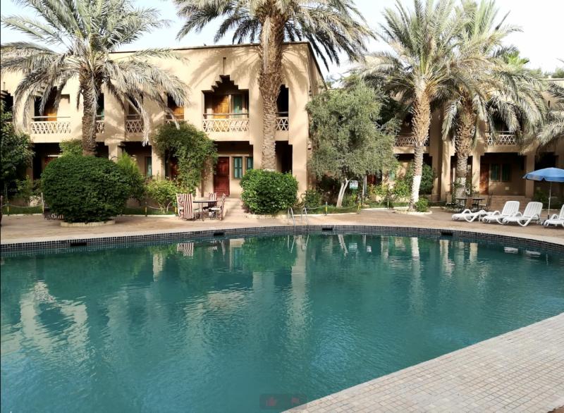 Erfoud le Riad Hotel