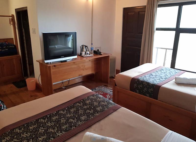 Hotel Meri Peunsum resort