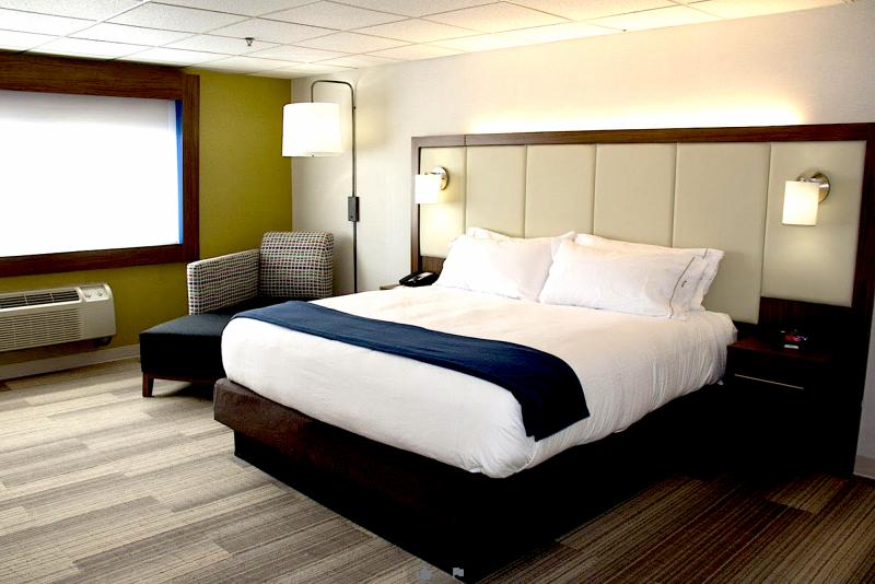 Holiday Inn Express Salt Lake City