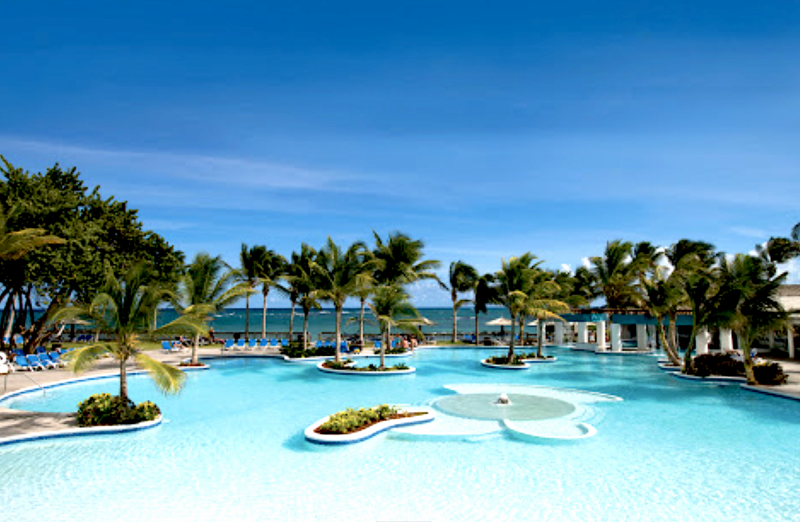 Coconut Bay beach resort and spa