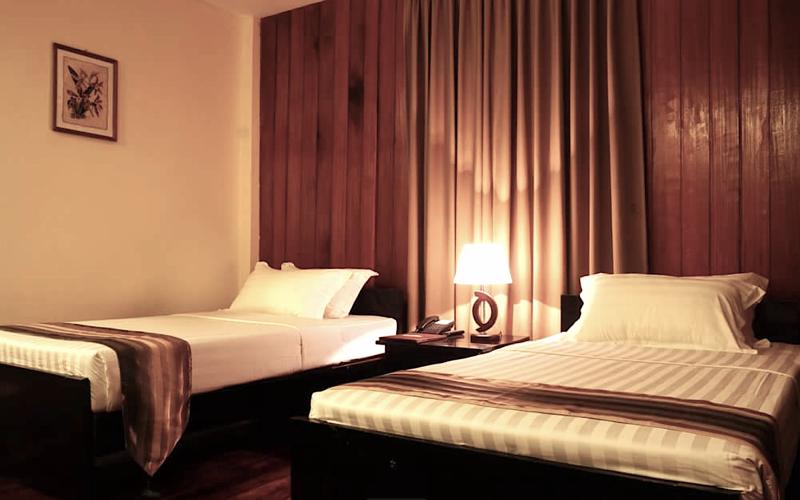 Thuwunna Bomi Mountain Top Hotel