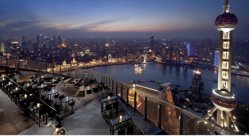 The Ritz-Carlton Shanghai ***** | 2 noci