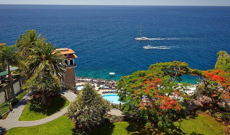 The Cliff Bay *****, 3 noci