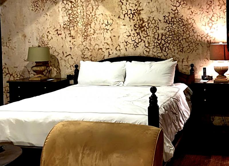 El Convento boutique hotel, Antigua, Guatemala *****   2 noci