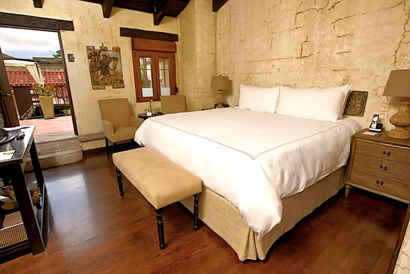 El Convento boutique hotel, Antigua, Guatemala *****| 2 noci