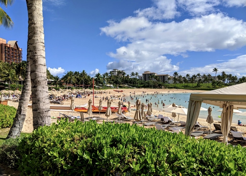 Four Seasons Resort Oahu at Ko Olina *****   4 noci