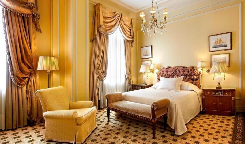 Hotel Grande Bretagne *****, 3 noci