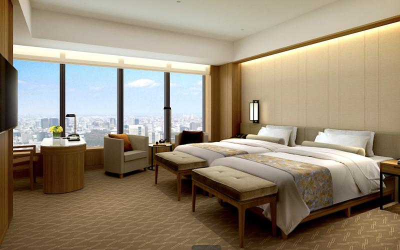 Hotel Okura Tokyo *****   4 noci