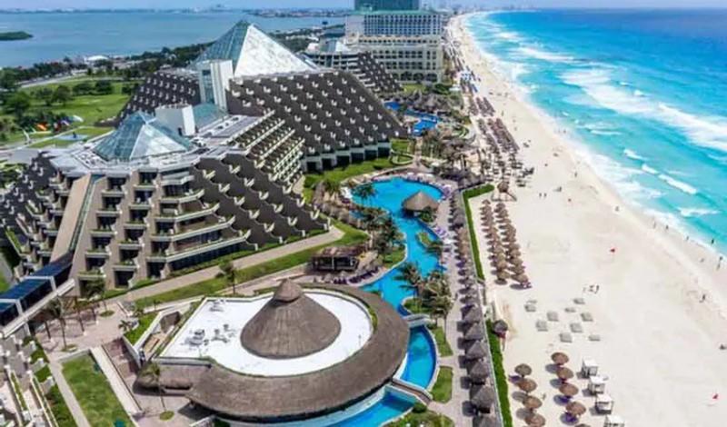 Luxusní hotel Paradisus Cancún