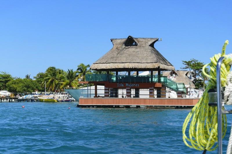 Výlet na ostrov Isla Mujeres