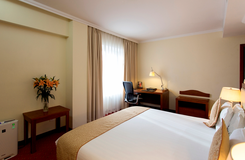 Kempinski hotel Khan Palace Ulanbaatar ***** | 1 noc
