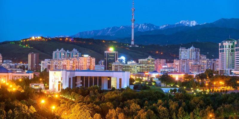 Luxusní hotely v Biškeku a Almaty   3 noci