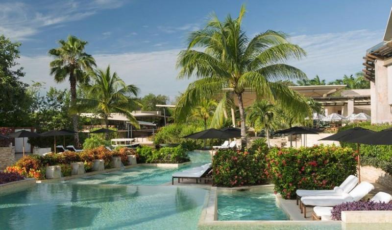 Mayakoba Rosewood Resort *****, 4 noci
