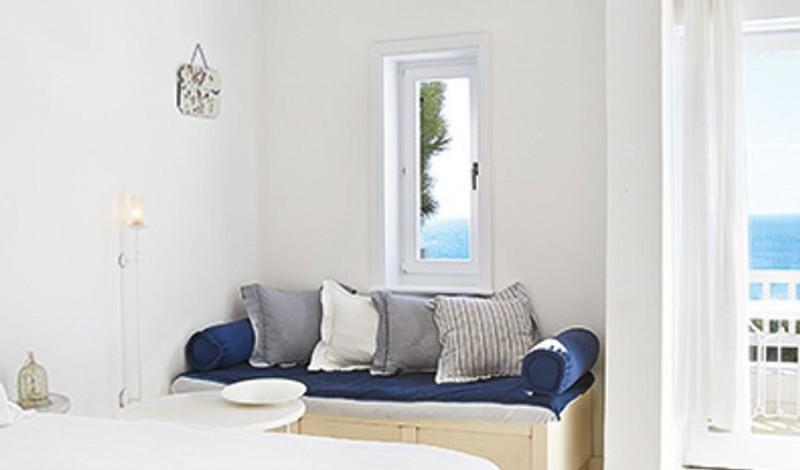 Mykonos Blu – Grecotel boutique resort *****, 4 noci