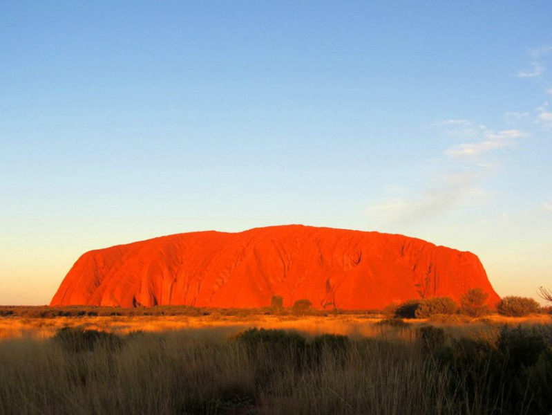 Fakultativní výlet Uluru / Ayers Rock   1 noc