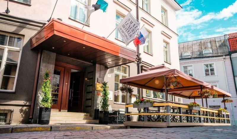 Hotel St.Petersbourg, Tallin
