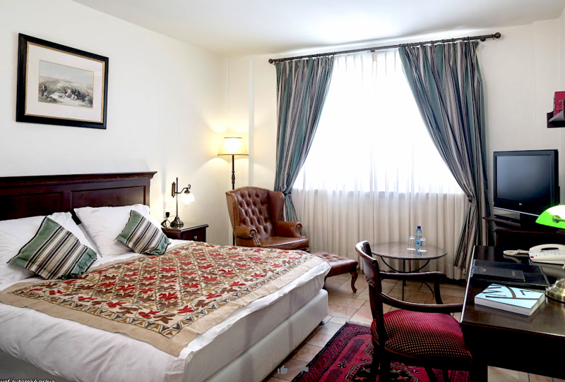 The American colony hotel, Jeruzalem ***** | 3 noci