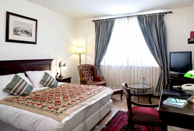 The American colony hotel ***** | 3 noci