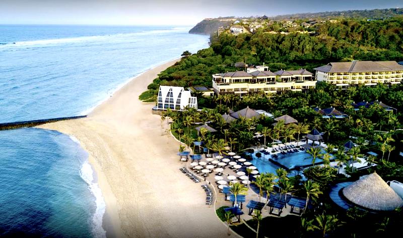 The Ritz Carlton Bali *****   4 noci