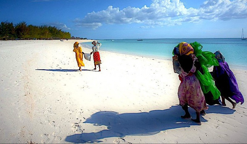 Tradiční ostrov Tumba