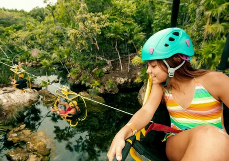 Vodní park Xel-Ha dítě do 11 let