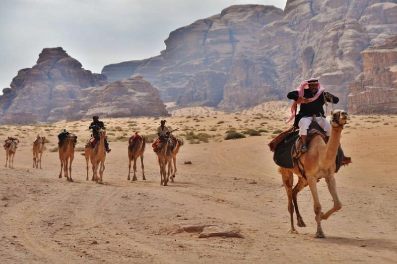Wadi Rum – domov beduínů