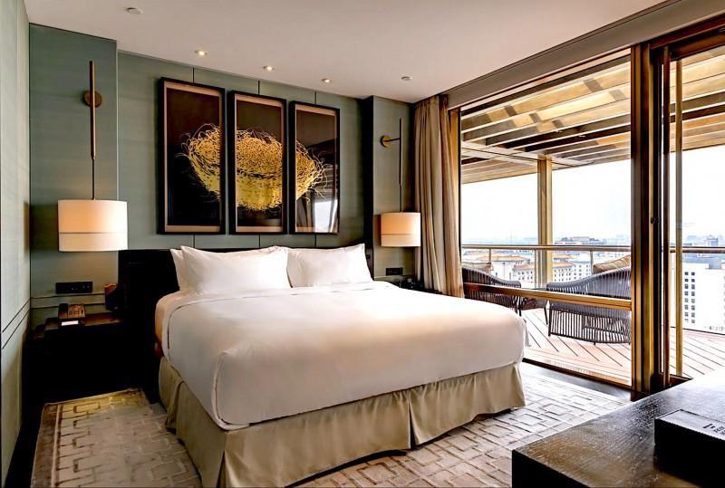 Waldorf Astoria Beijing ***** | 3 noci