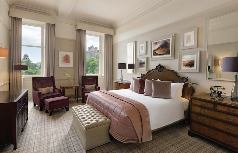 Waldorf Astoria Edinburgh – The Caledonian ***** | 2 noci