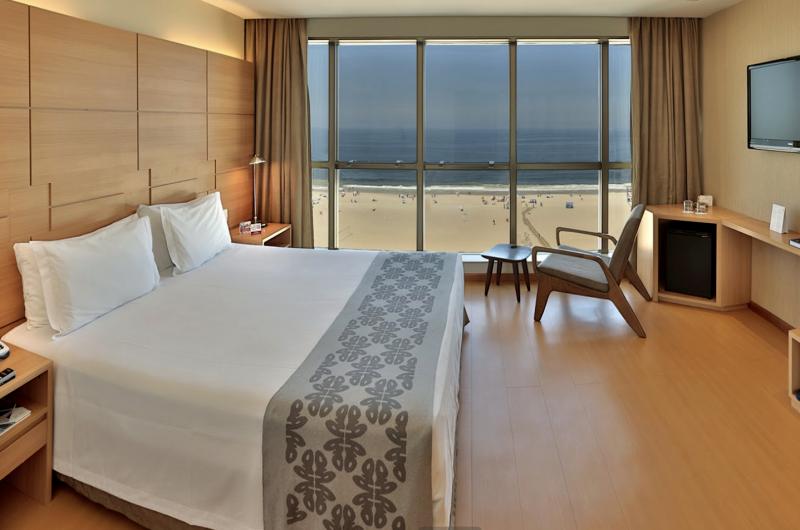 Luxusní hotel v Rio de Janeiro na Copacabane: Arena **** | 4 noci