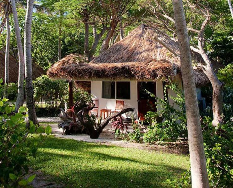 Nejlepší hotely světa: Castaway ISLAND s plnou penzí Fiji | 5 nocí