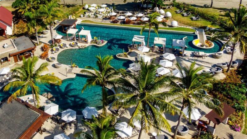 5 nocí v luxusním resortu SOFITEL FIJI se snídaní 1/2 pokoj Fiji | 5 nocí