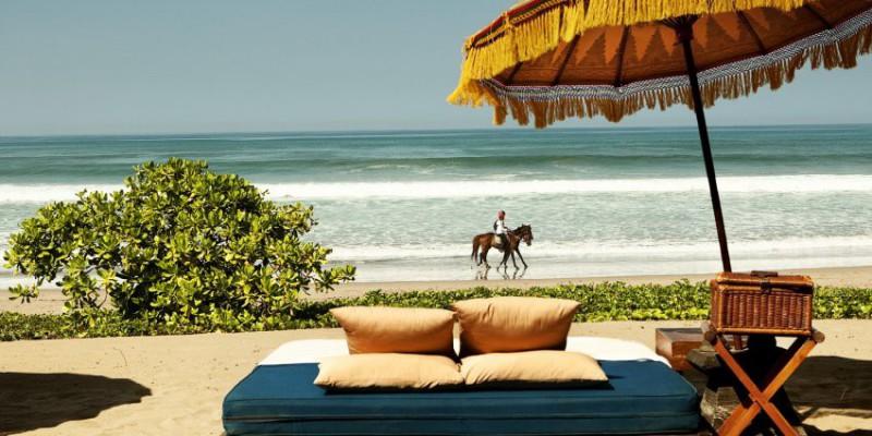 Nejlepší hotely světa: The Ritz Carlton Bali | 6 nocí