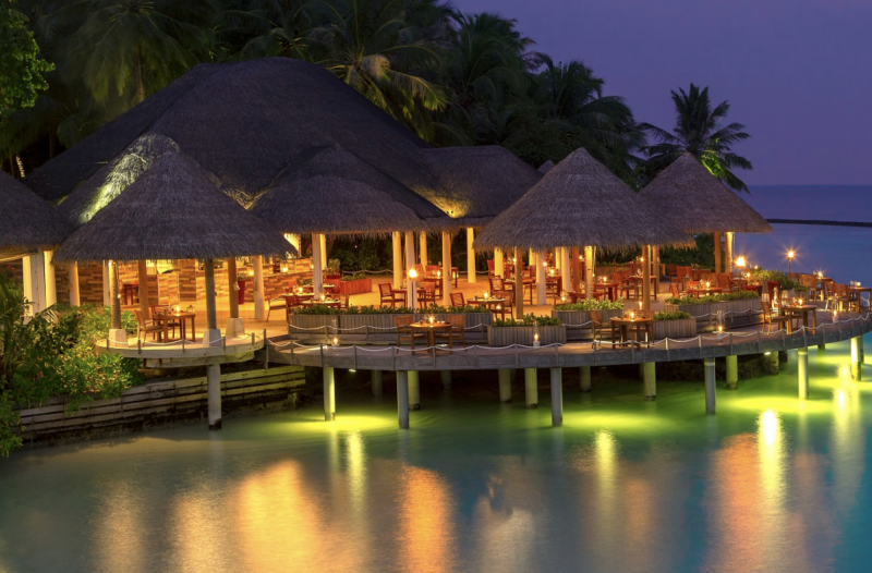 Baros Maldives ***** | 10 nocí
