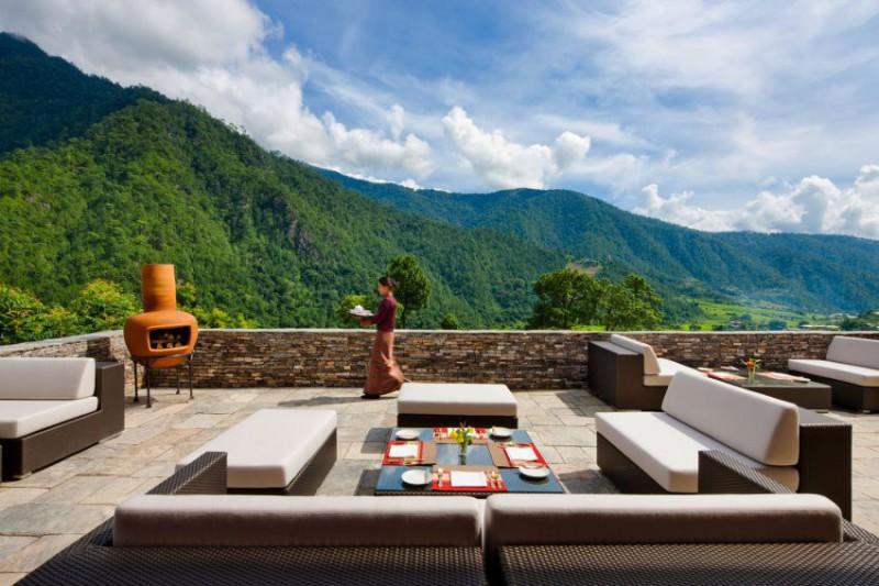 Luxusní hotely v Bhútánu Paro, Thimpu, Punakha | 5 nocí