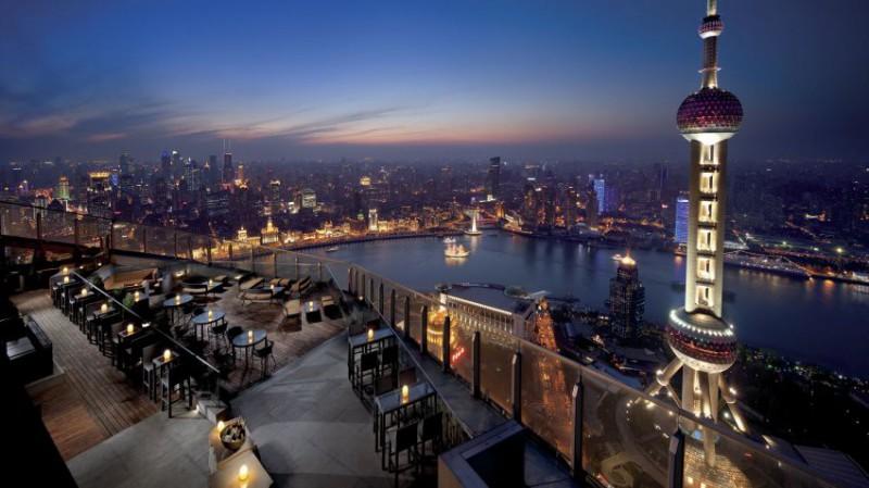 Nejlepší hotely světa: The Ritz Carlton Šanghaj | 1 noc