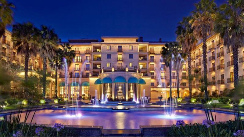 Nejlepší hotely světa: Sheraton Addis, Addis Abeba | 2 noci