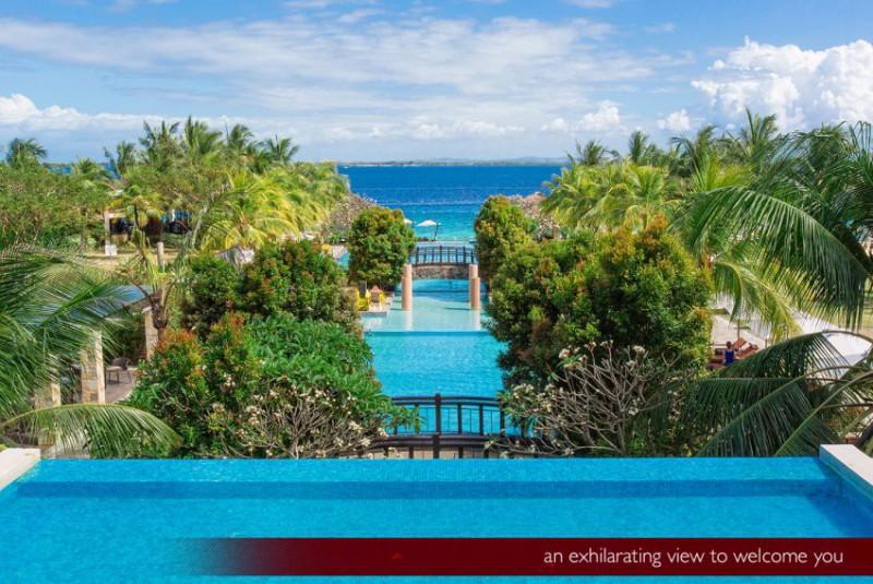 Luxusní ubytování v Cebu CRIMSON resort Cebu | 5 nocí