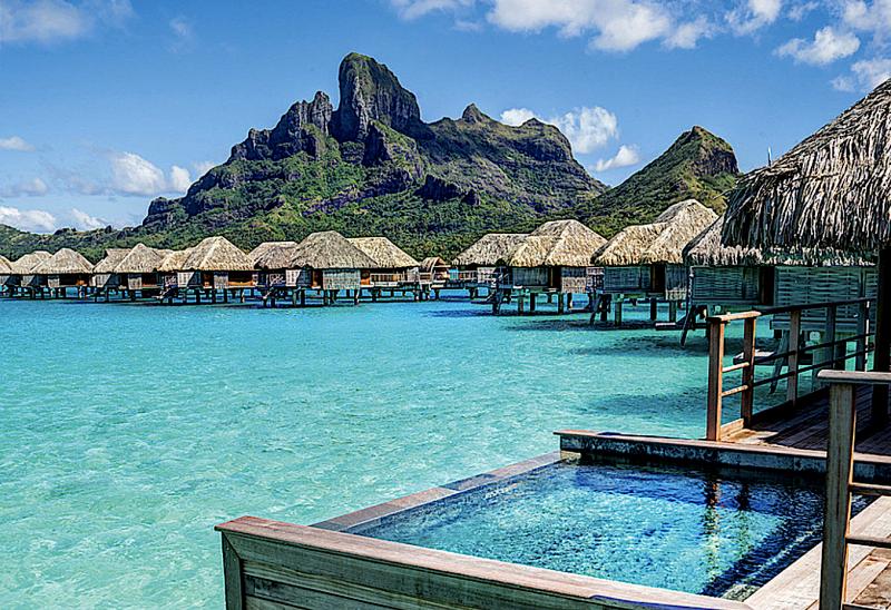 Four Seasons Resort Bora Bora ***** | 6 nocí