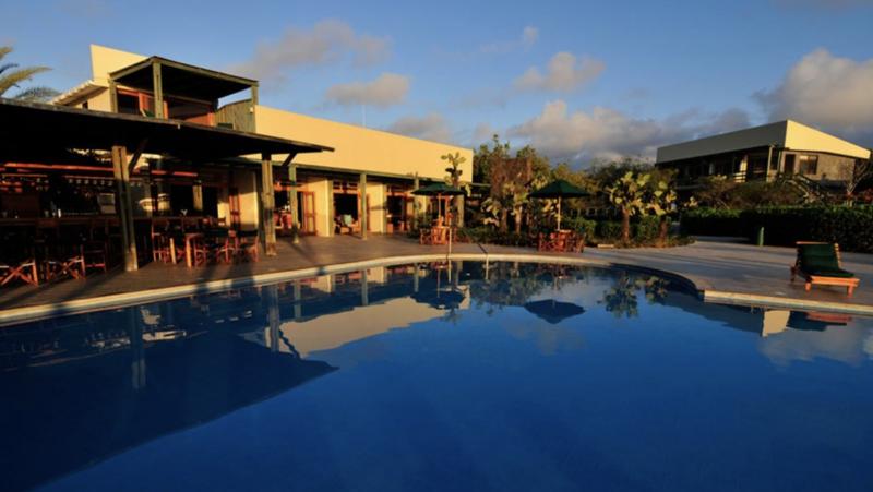 Luxusní hotel na Galapágách: Finch Bay Eco hotel ***** | 3 noci